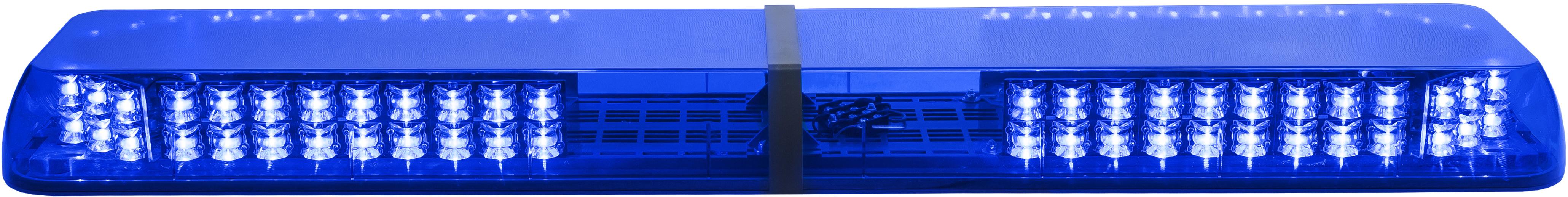 belka niebieska led, strobos led, strobos niebieskie, produkt polski, strobos lampa