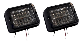 Stroboskopy LED REFLECT 2 x 12